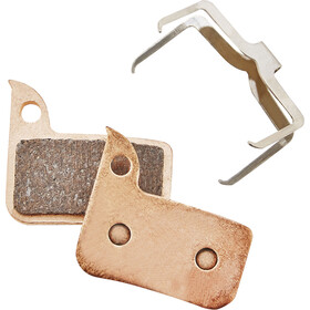 Red Cycling Products Disc Pads Road SRAM Red, Rival, Apex, Force Disc Brake Pads sintered